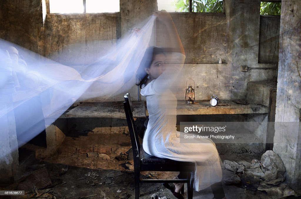 Ghosts of Past : Stock Photo