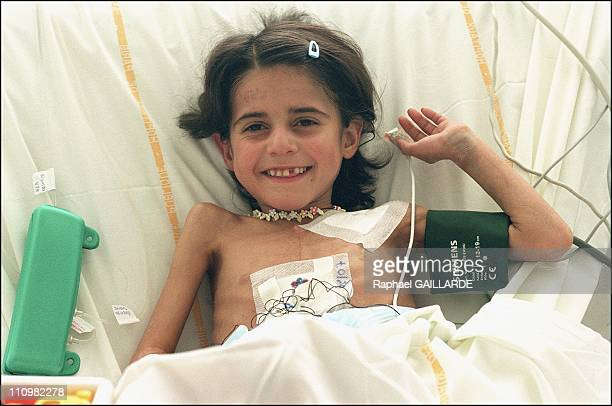 Ghulam Sultami Masoura is one of the two young Afghan girls who were selected for a treatment at George Pompidou Hospital when French president...