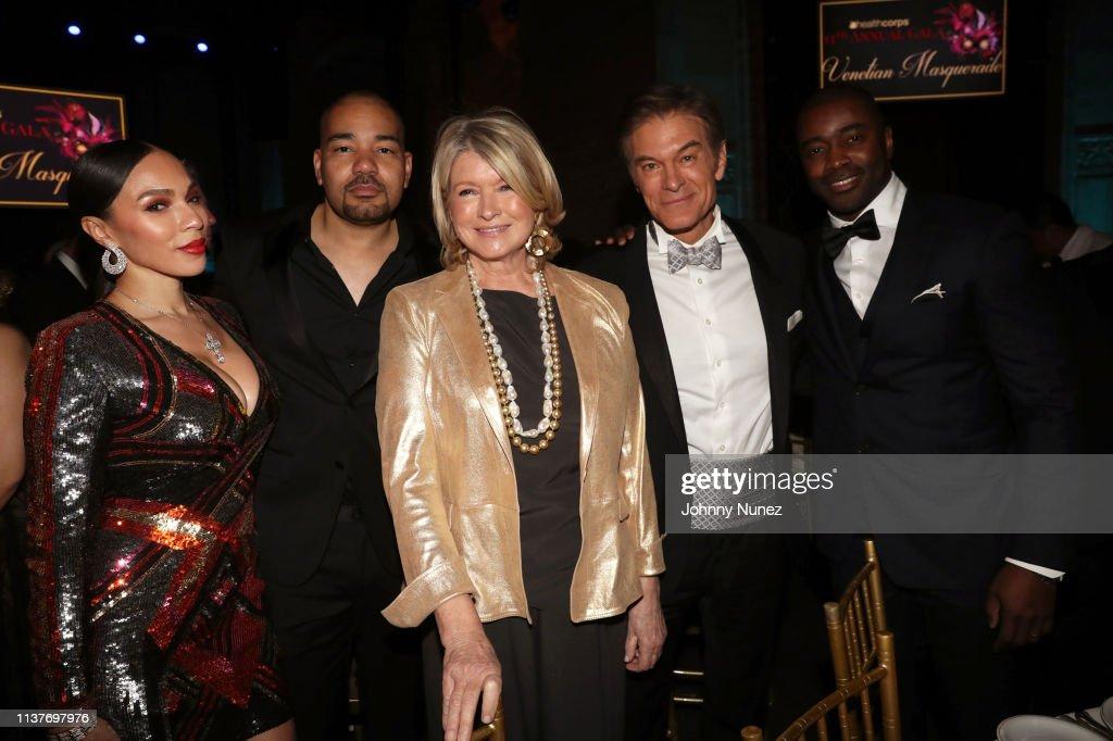 13th Annual HealthCorps Gala : News Photo