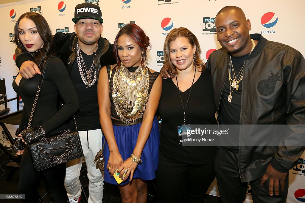 Power 105.1's Powerhouse 2015 - Backstage : News Photo