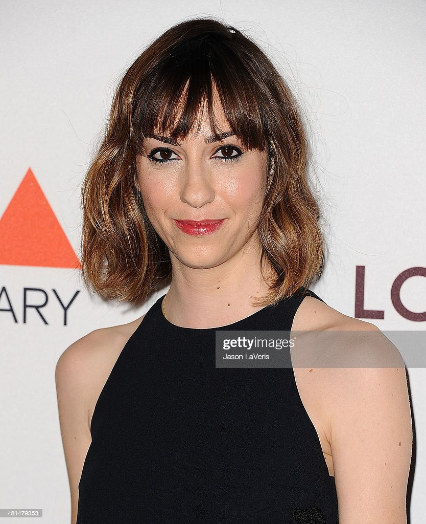 Gia Coppola attends the MOCA 35th anniversary gala celebration at The Geffen Contemporary at MOCA on March 29, 2014 in Los Angeles, California.