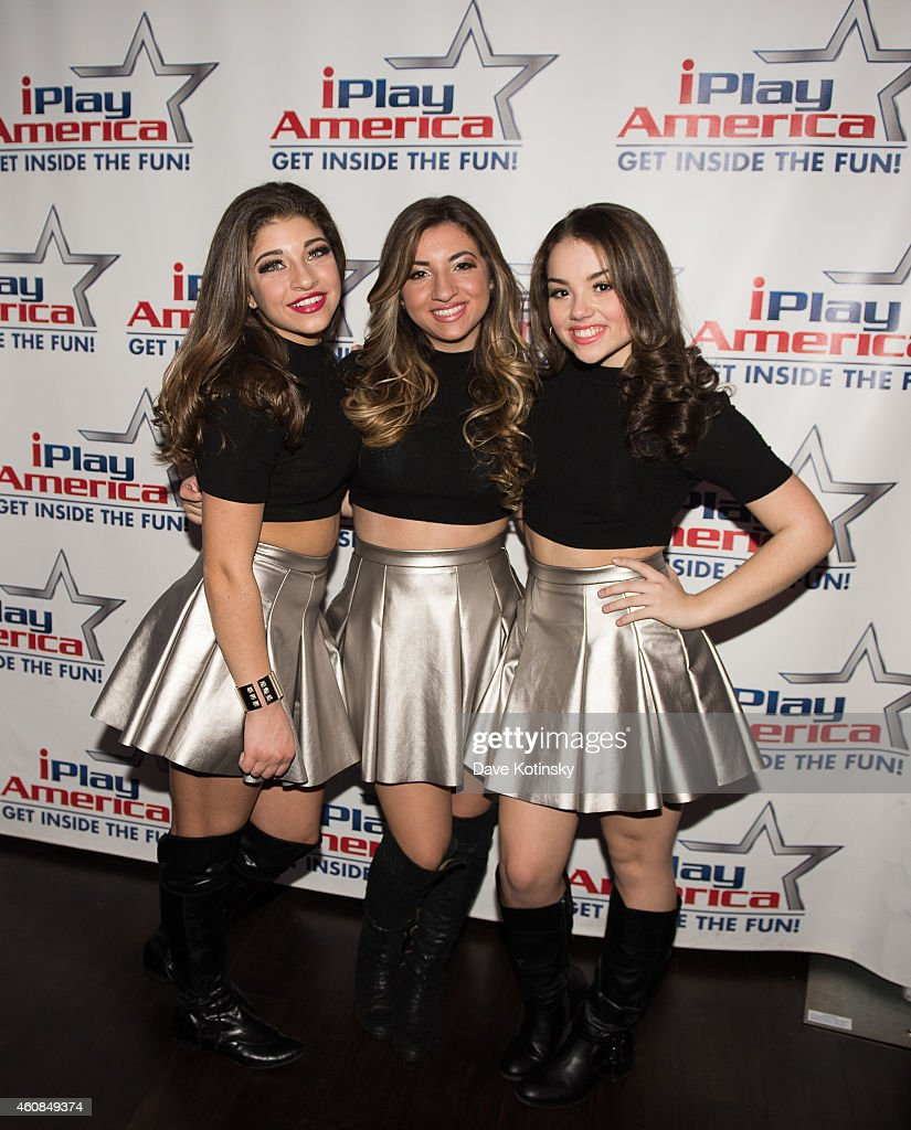3KT With Gia Giudice In Concert : News Photo