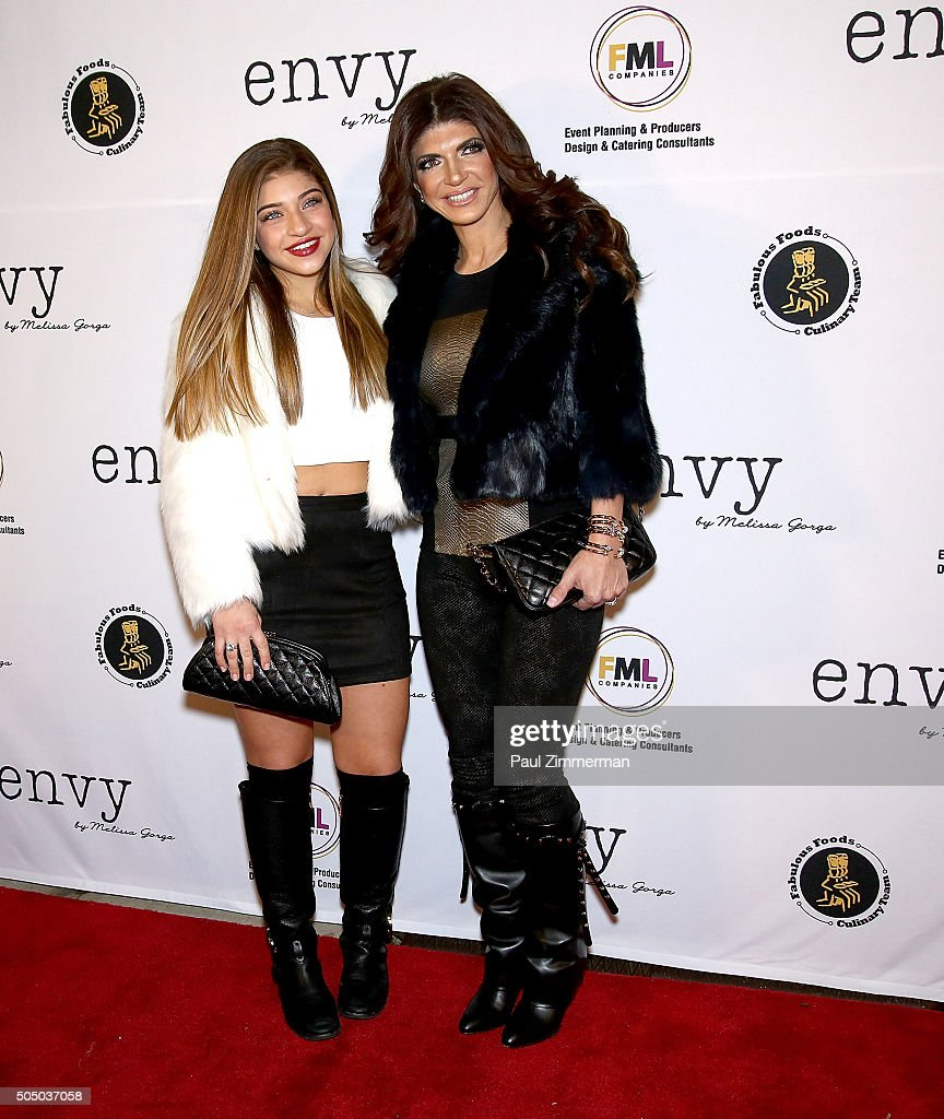 envy by Melissa Gorga Boutique Grand Opening : News Photo