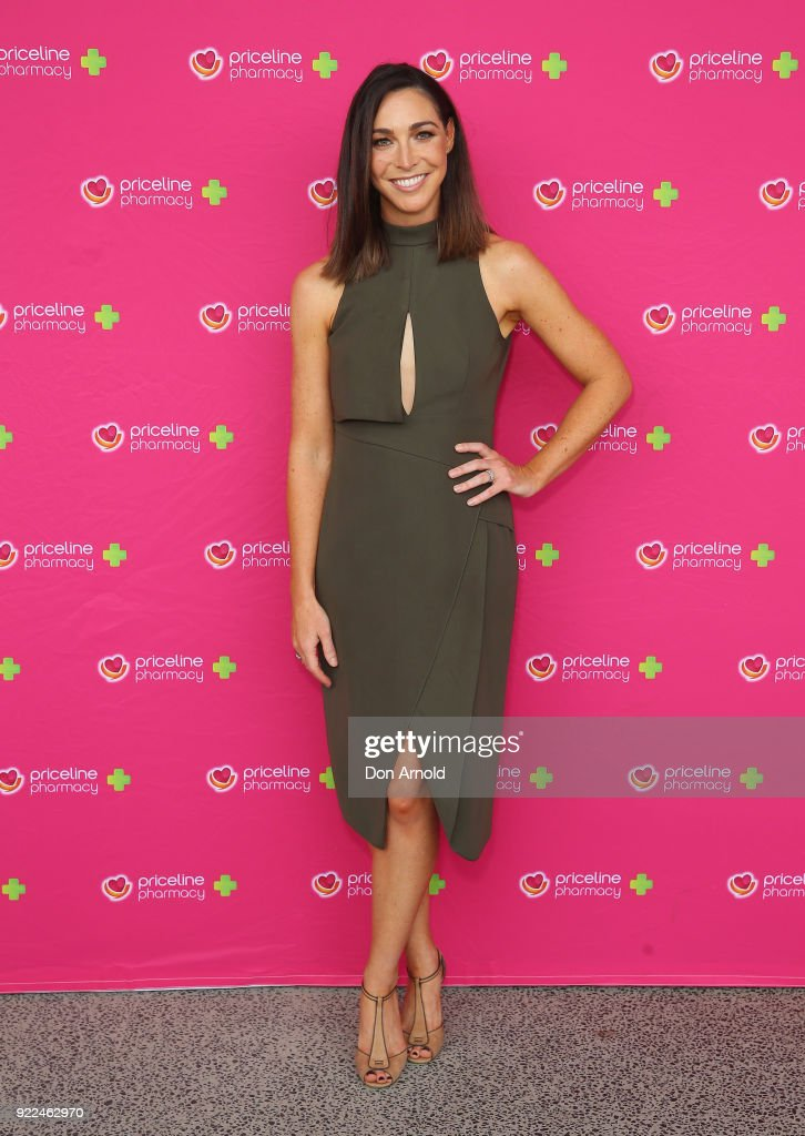 Priceline Pharmacy's The Beauty Prescription - Pink Carpet : Photo d'actualité
