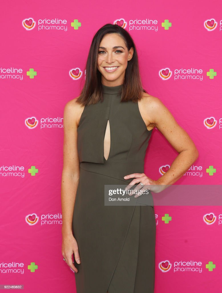 Priceline Pharmacy's The Beauty Prescription - Pink Carpet : Nachrichtenfoto