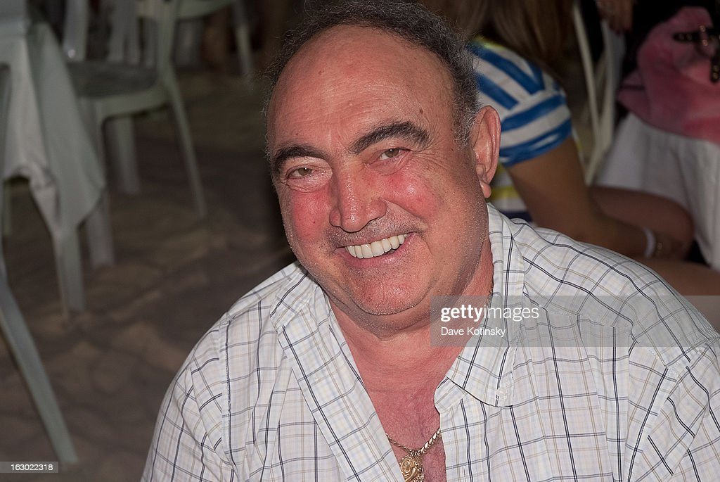 Giacinto Gorga at the Majestic Resort in Punta Cana on March 3, 2013 in UNSPECIFIED, Dominican Republic.