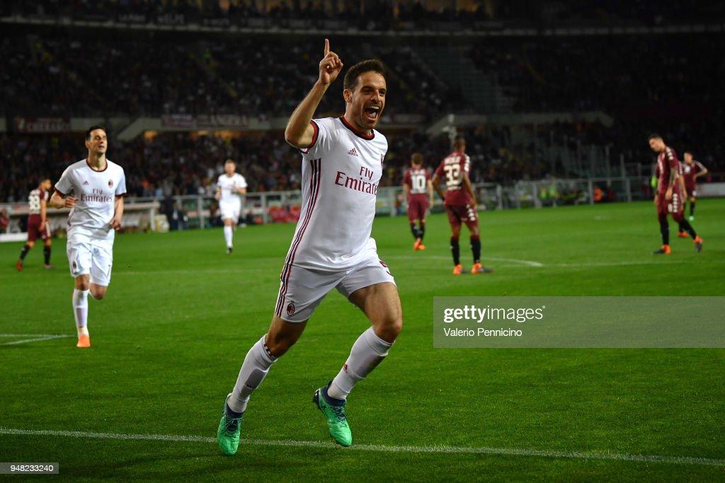 Torino FC v AC Milan - Serie A : News Photo