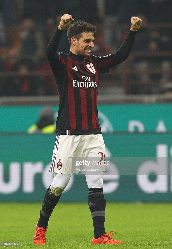 AC Milan v FC Crotone - TIM Cup