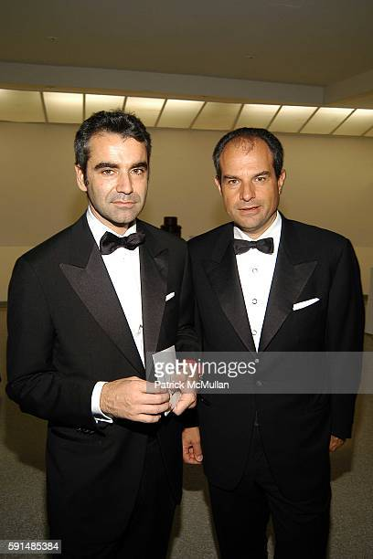 Giacomo Muccioli and Massimo Ferragamo attend Cocktail Party and Dinner to Celebrate the Renowned Italian Drug Rehabilitation Center ' San...