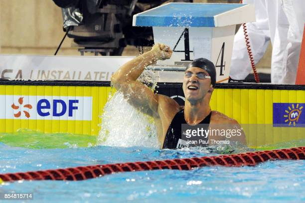 Giacomo PEREZ DORTONA 50m brasse Combinaison Jaked Championnats de France 2009 Piscine Antigone Montpellier