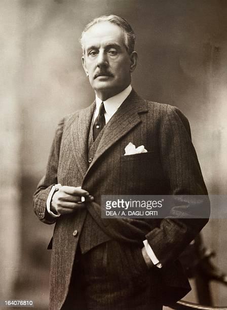 Giacomo Puccini , Italian composer. Torre Del Lago Puccini, Museo Villa Puccini