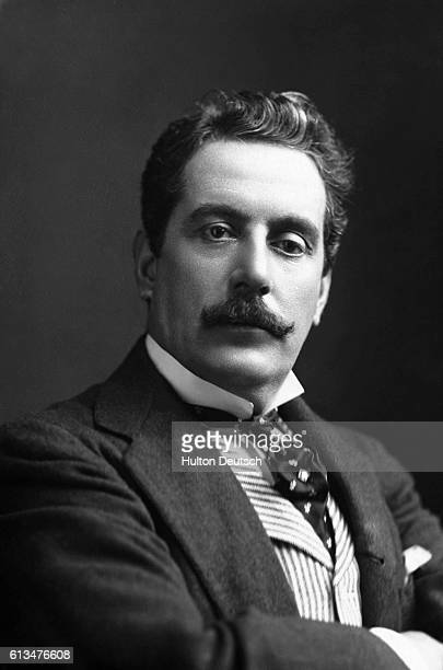 "Giacomo Puccini Italian operatic composer. His operas include ""La Boheme"", ""Tosca"" and ""Madame Butterfly""."
