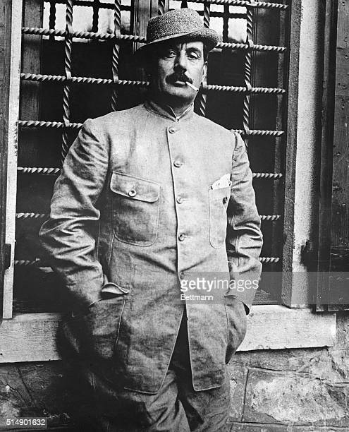 Giacomo Puccini noted Italian opera composer of many standards of the world's operatic repertory