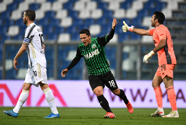 ITA: US Sassuolo v Juventus - Serie A