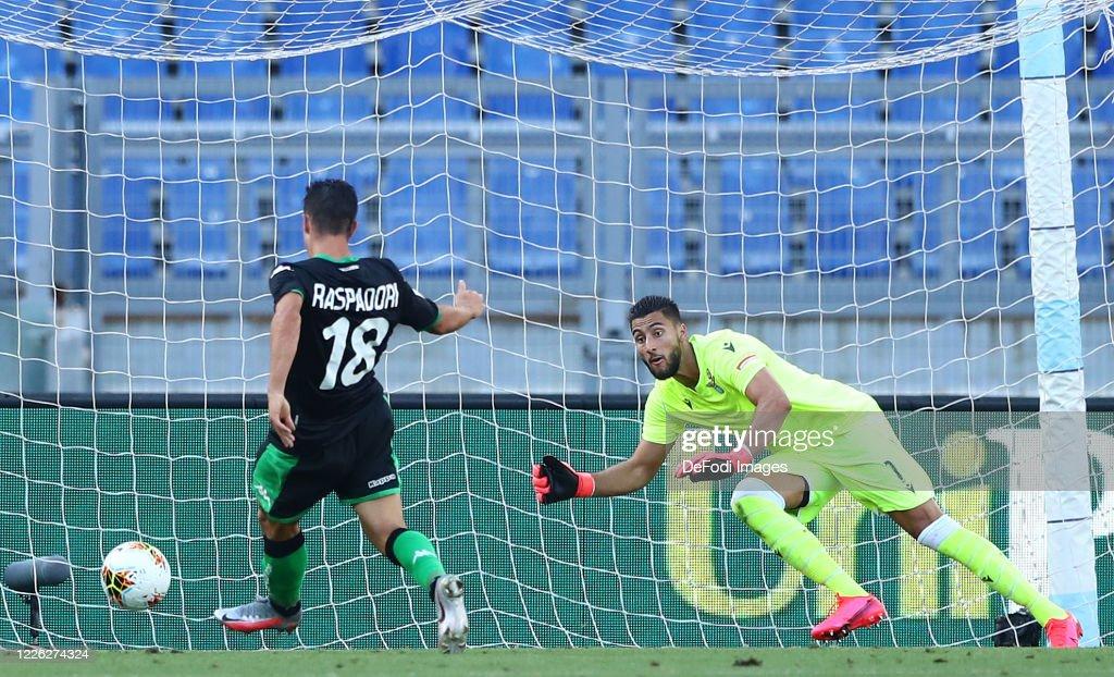 SS Lazio v US Sassuolo - Serie A : News Photo