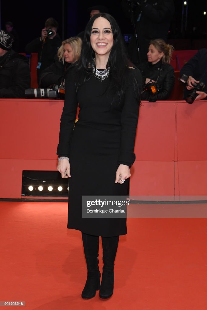 Giada Colagrande attends the Hommage Willem Dafoe - Honorary Golden Bear award ceremony and 'The Hunter' screening during the 68th Berlinale International Film Festival Berlin at Berlinale Palast on February 20, 2018 in Berlin, Germany.