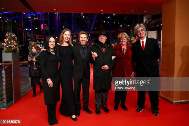 Giada Colagrande Donata Wenders Willem Dafoe festival director Dieter Kosslick minister of State and Federal Government Commissioner for Culture and...