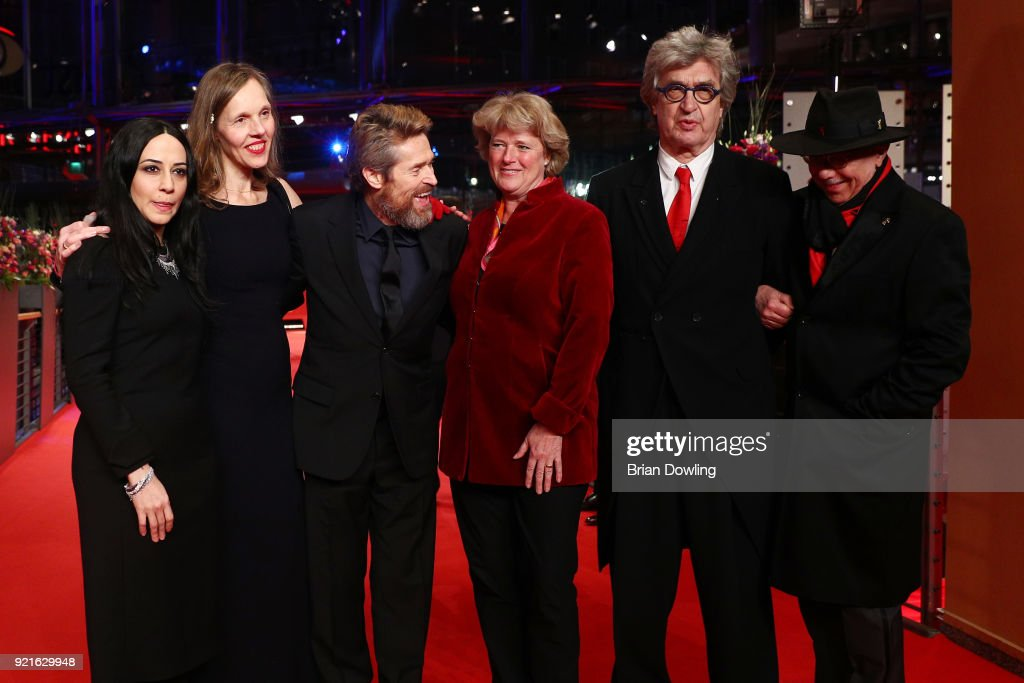 Homage Willem Dafoe - Honorary Golden Bear Award Ceremony - 68th Berlinale International Film Festival : News Photo