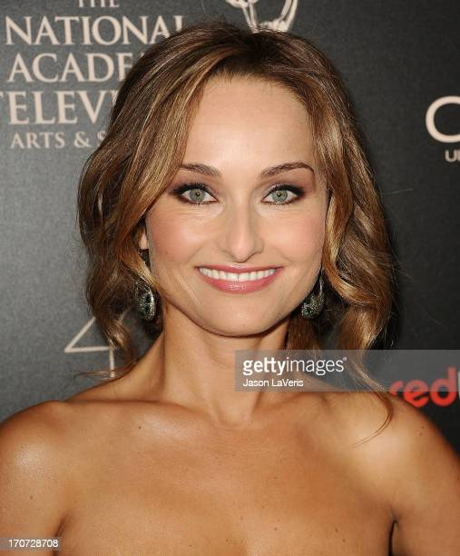 Giada De Laurentiis attends the 40th annual Daytime Emmy Awards at The Beverly Hilton Hotel on June 16 2013 in Beverly Hills California