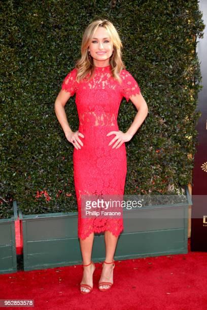 Giada De Laurentiis attends the 45th annual Daytime Emmy Awards at Pasadena Civic Auditorium on April 29 2018 in Pasadena California