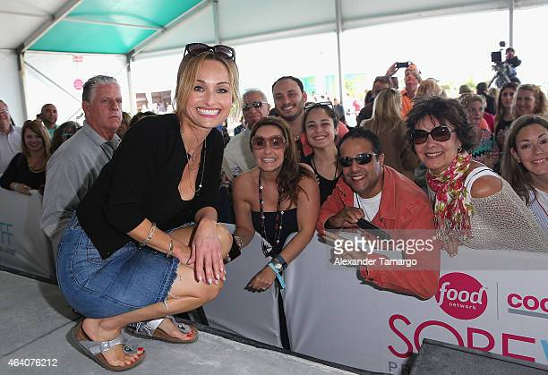 Giada De Laurentiis attends the Whole Foods Market Grand Tasting Village Featuring MasterCard Grand Tasting Tents KitchenAid® Culinary Demonstrations...