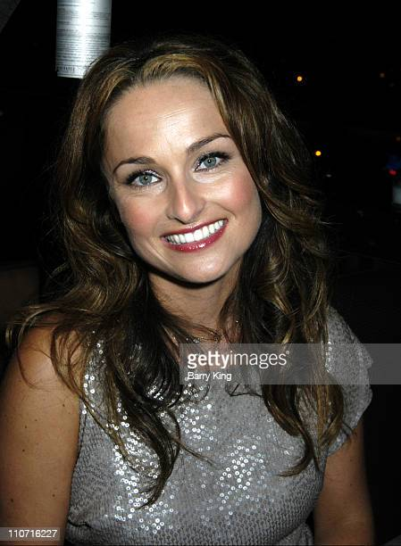 Giada De Laurentiis during Food Network's 'Behind The Bash' Party for Michael Madsen's New Book at Loggia at The Highlands in Hollywood California...