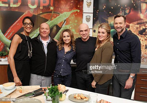 THE CHEW Giada De Laurentiis is a guest on ABC's 'The Chew' airing Thursday October 16 2014 'The Chew' airs MONDAY FRIDAY on the ABC Television...