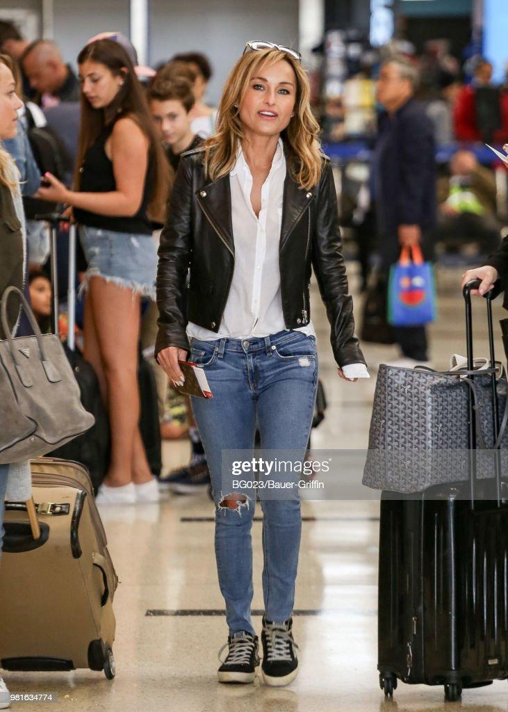 Celebrity Sightings In Los Angeles - June 22, 2018 : News Photo