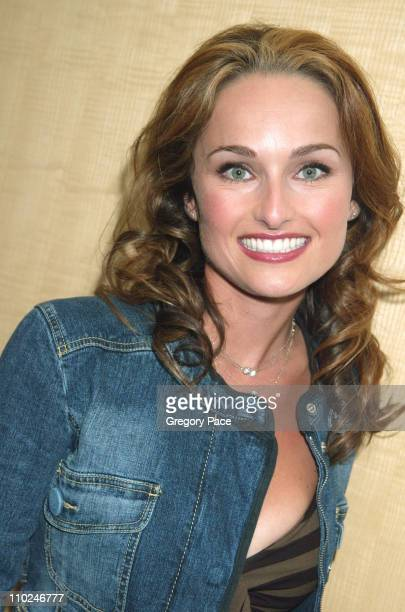 Giada De Laurentiis star of the Food Network show 'Everyday Italian'