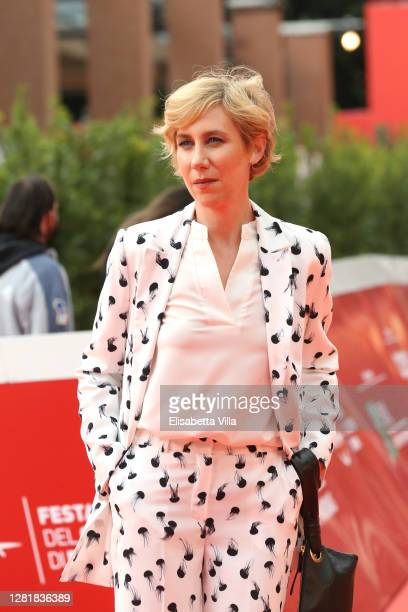 """Giada Prandi attends the red carpet of the movie """"Borat"""" during the 15th Rome Film Festival on October 23, 2020 in Rome, Italy."""