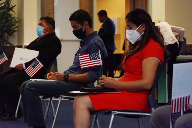 FL: First Naturalization Ceremony Held In Miami Since COVID-19 Shutdown