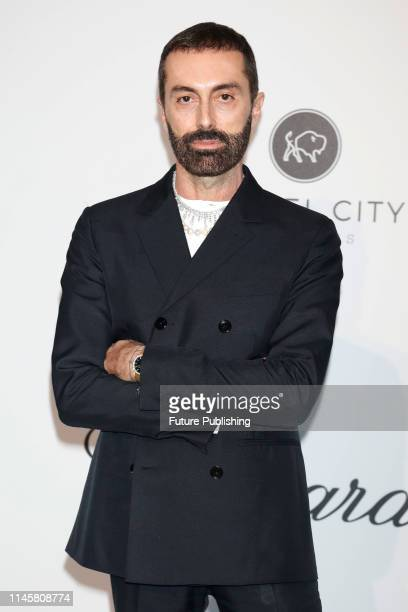 Giambattista Valli at the amfAR Cannes Gala 2019 at Hotel du CapEdenRoc on May 23 2019 in Cap d'Antibes France