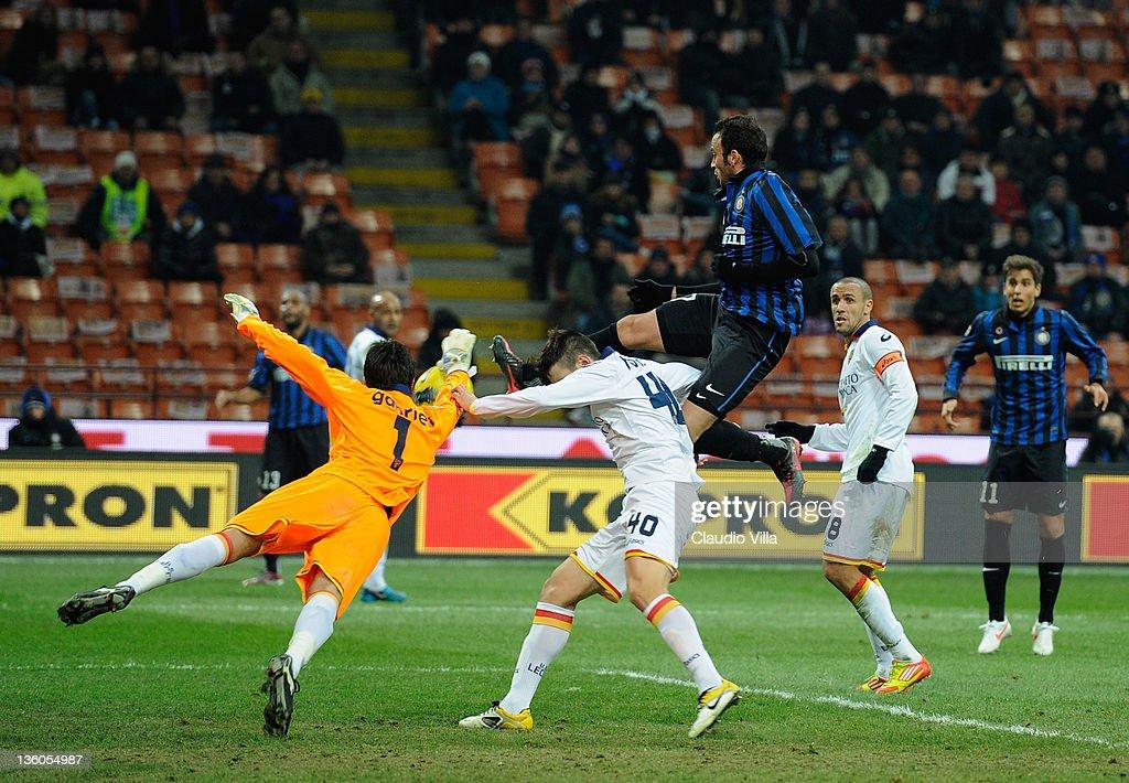 FC Internazionale Milano v US Lecce  - Serie A