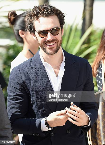Gian Luca Passi De Preposulo attends The Disappearance Of Eleanor Rigby photocall at the 67th Annual Cannes Film Festival on May 18 2014 in Cannes...