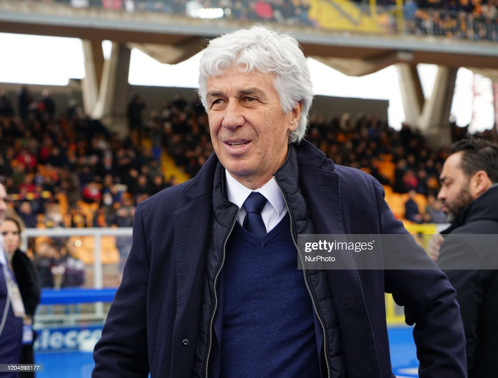 US Lecce v Atalanta BC - Serie A : News Photo