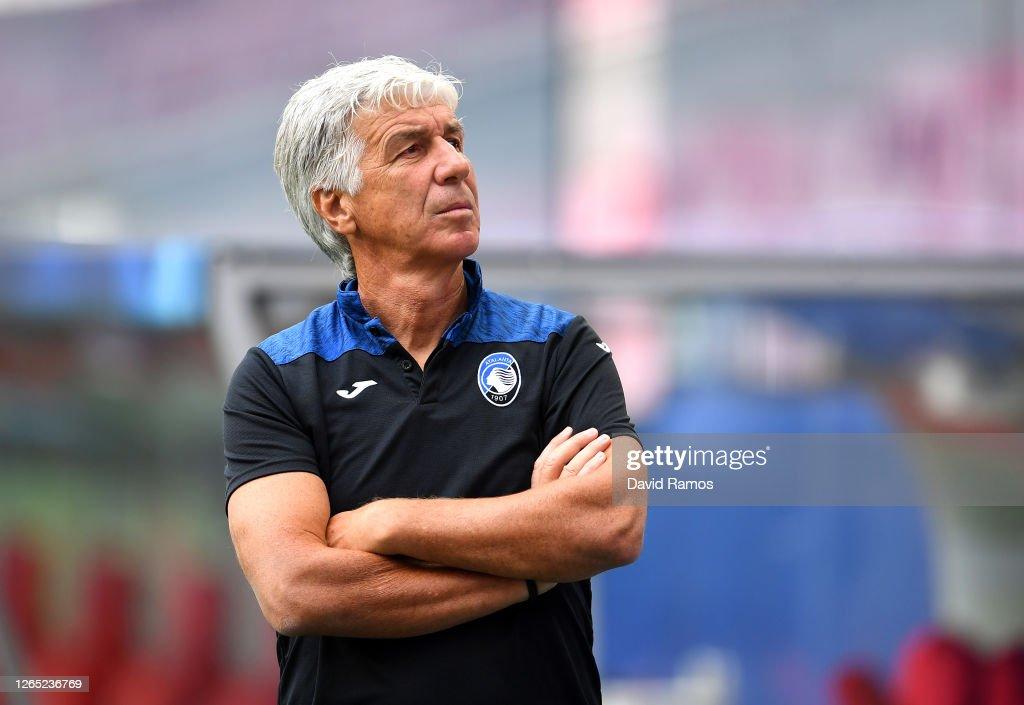 Atalanta Training Session - UEFA Champions League : News Photo