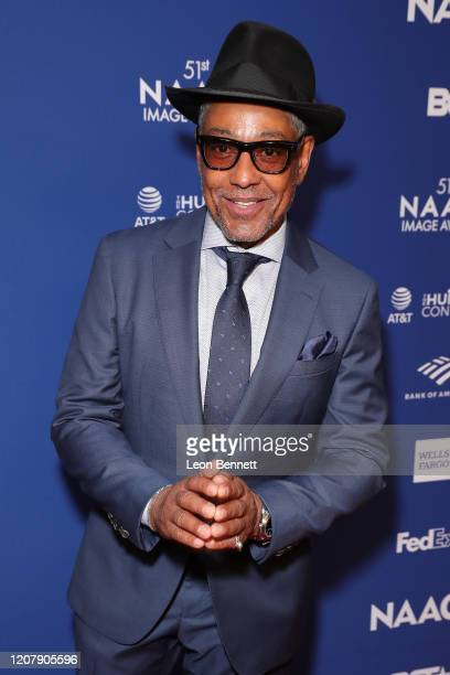 Giancarlo Esposito attends 51st NAACP Image Awards - Non-Televised Awards Dinner on February 21, 2020 in Hollywood, California.