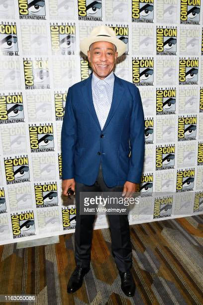 Giancarlo Esposito attends the 2019 ComicCon International Creepshow Photo Call at Hilton Bayfront on July 19 2019 in San Diego California