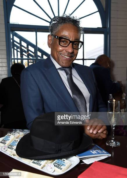 Giancarlo Esposito attends the 2020 Film Independent Spirit Awards after party on February 08, 2020 in Santa Monica, California.