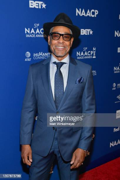 Giancarlo Esposito attends the 51st NAACP Image Awards non-televised Awards Dinner on February 21, 2020 in Hollywood, California.