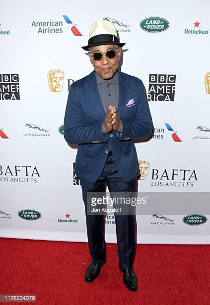 Giancarlo Esposito attends the BAFTA Los Angeles BBC America TV Tea Party 2019 at The Beverly Hilton Hotel on September 21 2019 in Beverly Hills...