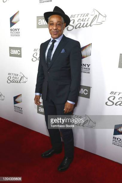 Giancarlo Esposito attends the premiere of AMC's Better Call Saul Season 5 at ArcLight Cinemas on February 05 2020 in Hollywood California
