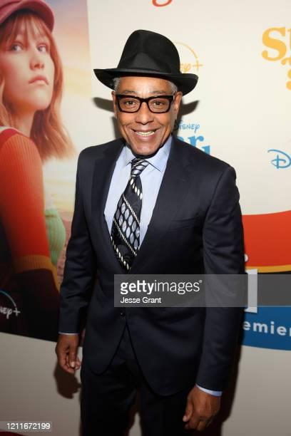 Giancarlo Esposito attends the Premiere of Disney's STARGIRL at El Capitan Theatre on March 10, 2020 in Los Angeles, California.
