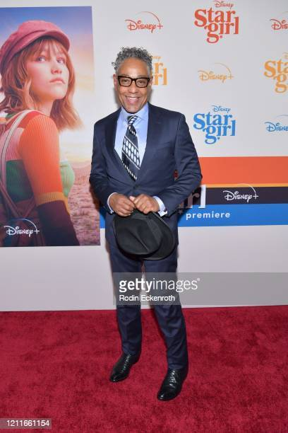 """Giancarlo Esposito attends the premiere of Disney+'s """"Stargirl"""" at the El Capitan Theatre on March 10, 2020 in Hollywood, California."""