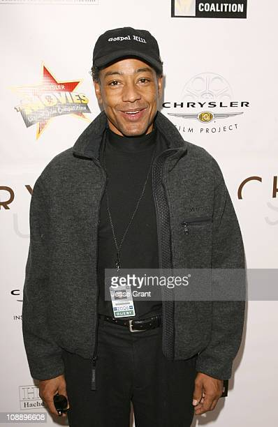 Giancarlo Esposito during 2006 Park City The Chrysler Studio Day 3 at 323 Main Street in Park City Utah United States