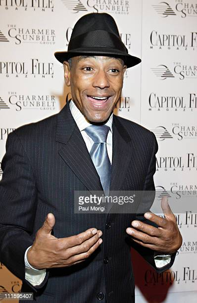 Giancarlo Esposito during Capitol File Magazine and Charmer Sunbelt Host White House Correspondents' Association Dinner AfterParty at Charmer Sunbelt...