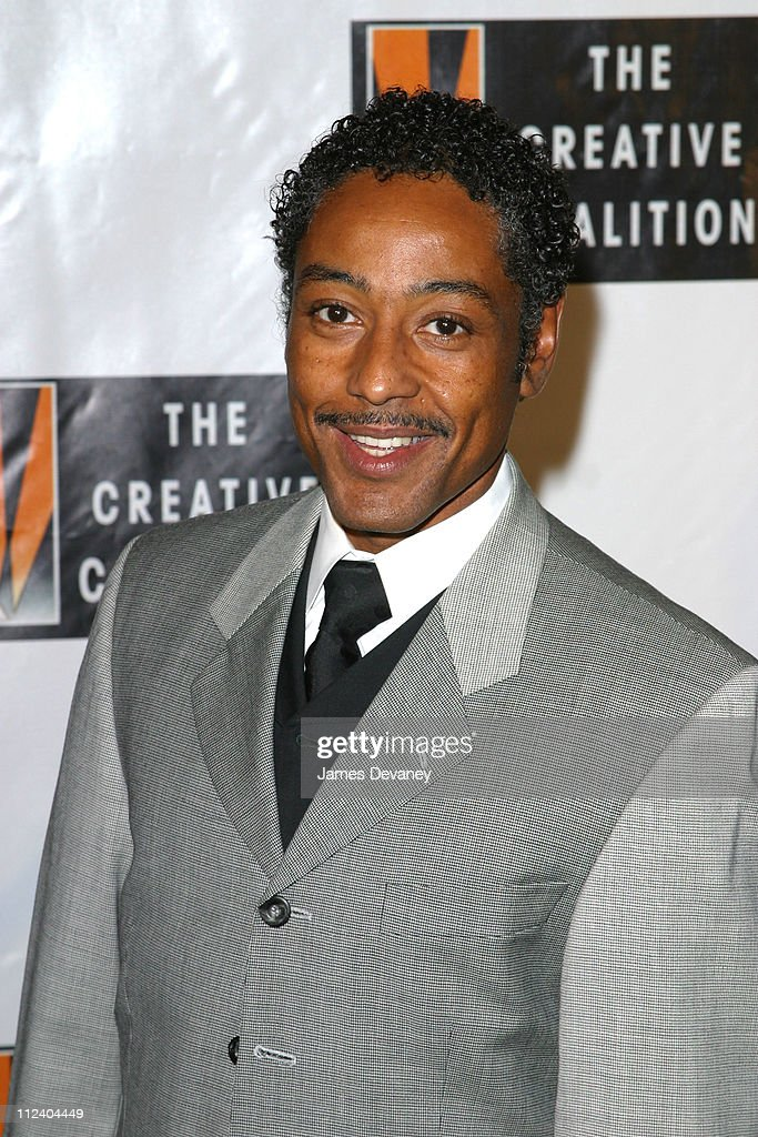 Giancarlo Esposito during Creative Coalition's 'Seconding the First' Gala Benefit Concert at Hammerstein Ballroom in New York City, New York, United States.