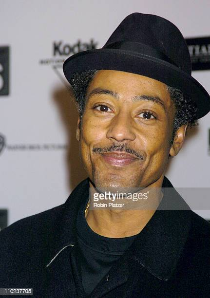 Giancarlo Esposito during The Aviator New York City Premiere Outside Arrivals at Ziegfeld Theatre in New York City New York United States