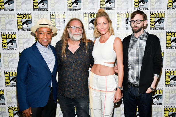 "CA: 2019 Comic-Con International - ""Creepshow"" Photo Call"