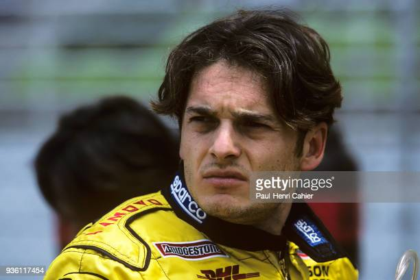Giancarlo Fisichella, Jordan-Honda EJ12, Grand Prix of Malaysia, Sepang International Circuit, 17 March 2002.
